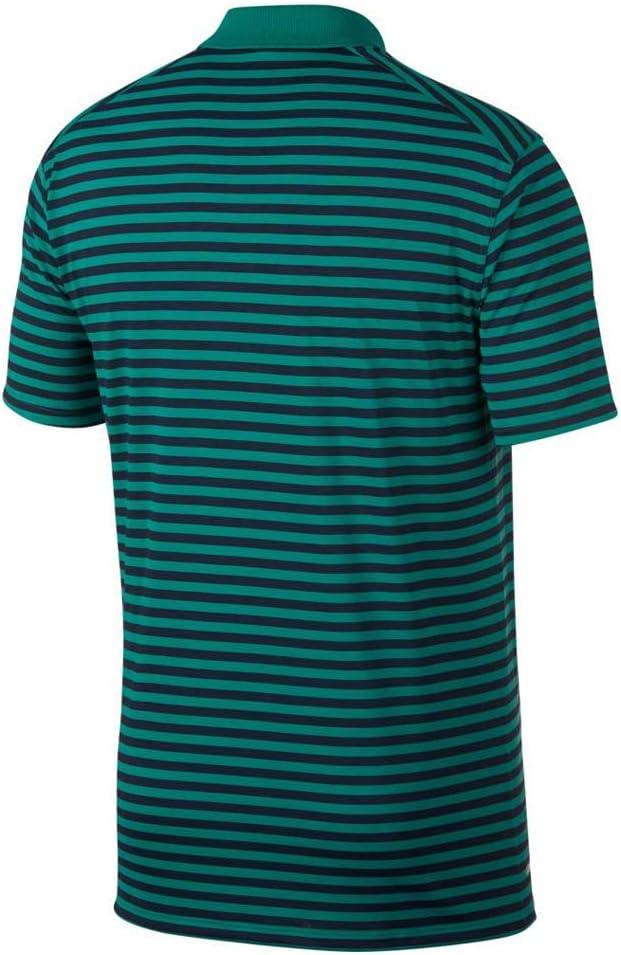 Nike M NK Dry VCTRY Polo Stripe - Polo, Hombre, Multicolor(Neptune ...