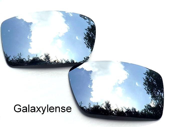 Galaxy Lentes De Repuesto Para Oakley Gascan Titanio Color Polarizados - TITANIO, regular