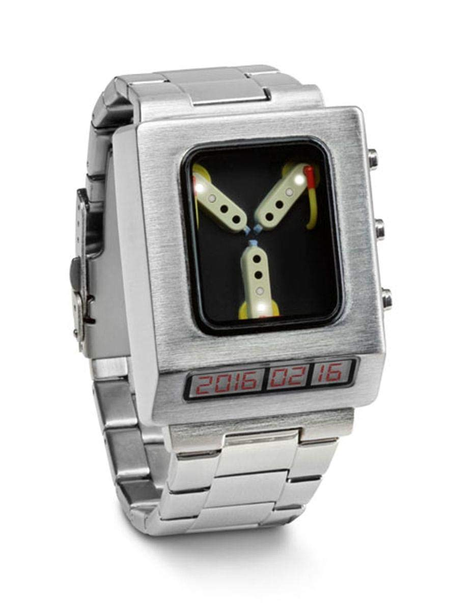 Back to the Future Flux Capacitor Wristwatch by DYNAGEM: Amazon.es: Juguetes y juegos