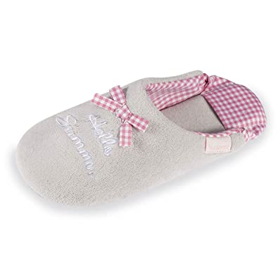 f1f3ab6d01396 Chaussons babouches femme vichy Isotoner 41 42 EU