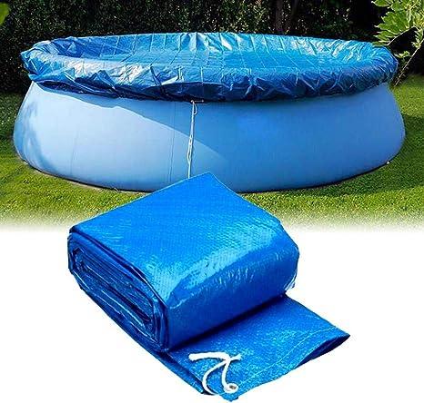 bozitian - Lona Protectora para Piscinas Easy-Pool, Color Azul ...