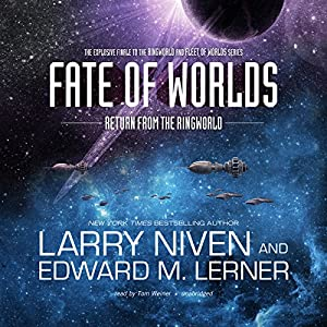 Fate of Worlds Hörbuch