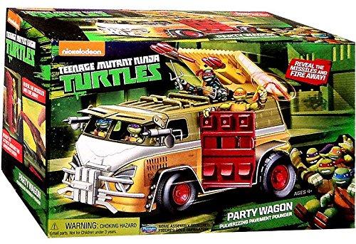Teenage Mutant Ninja Turtles New Party Van - The New Teenage Mutant Ninja Turtles