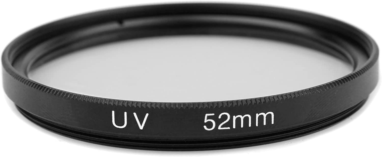 C Ultra Violet Lens Filter Protector for Sony A350 700 /& 900 DURAGADGET UV UV