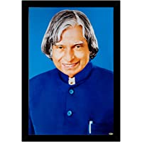 Shree Handicraft Photo Frame of Former President Mr. APJ Abdul Kalam for Office use and institutions| (14 * 20 * 1) inch| Home décor