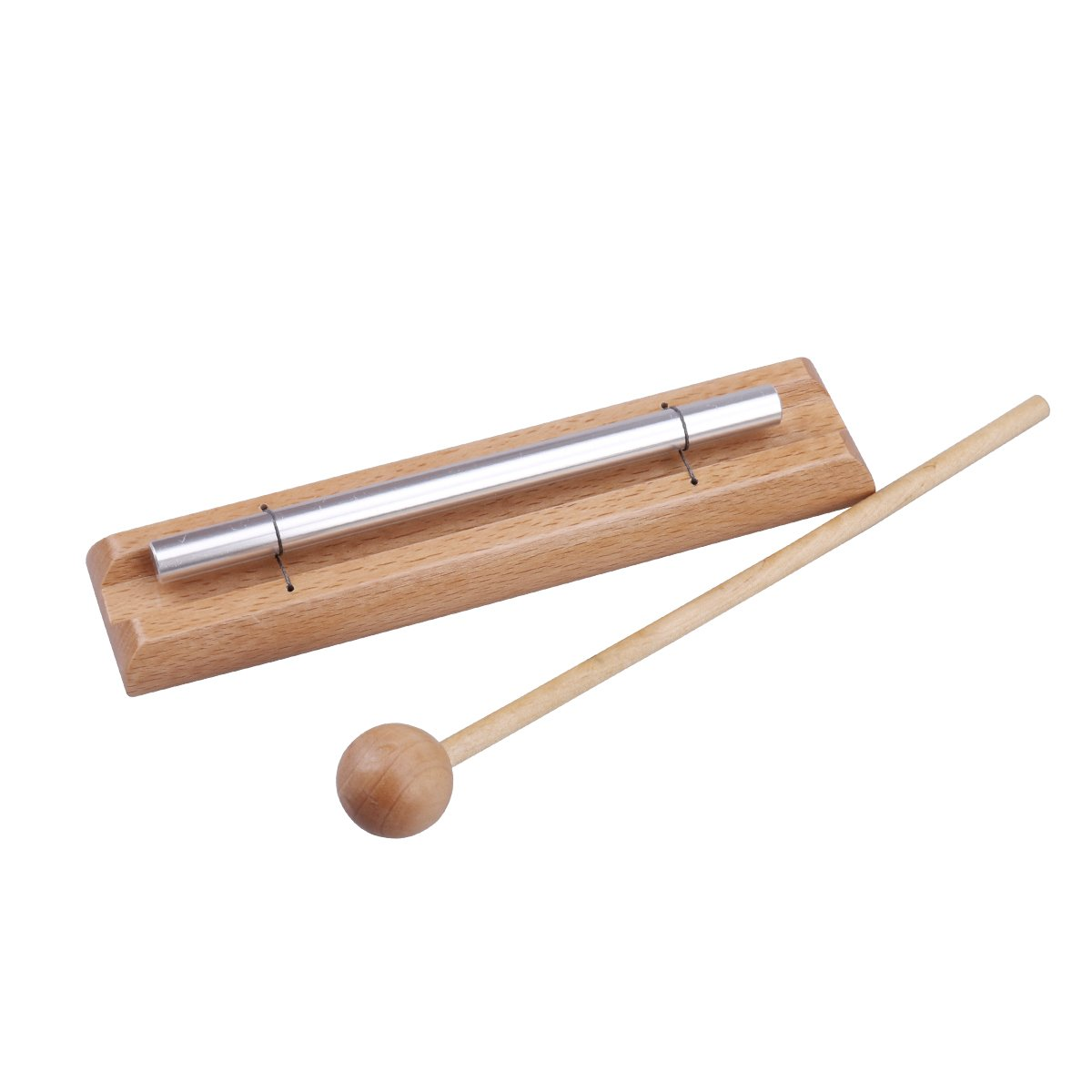 ROSENICE Solo Percussion Instrument with Mallet Musical Chime Toys 1 Set for Children O329H4714W5Q634BV000