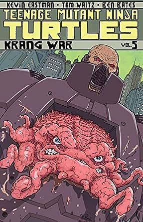 Teenage Mutant Ninja Turtles Vol. 5: Krang War (English ...