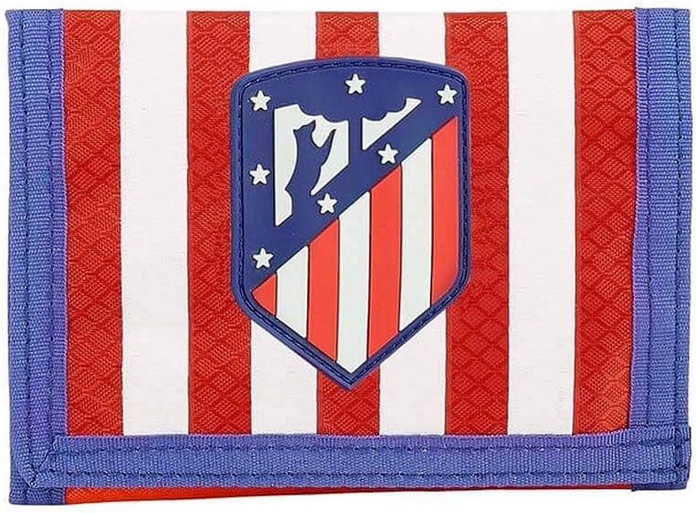 Atletico De Madrid 811845036 2018 Tarjetero 12 cm, Rojo: Amazon.es: Ropa y accesorios