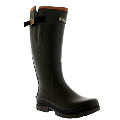 Mens Barbour Tempest Winter Rubber Wellington Waterproof Snow Rain Boots