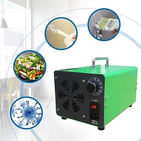 BBYT Industrial Ozone Generator Eliminador De Olores 15000 MG/h Purificador De Aire con Temporizador para Habitaciones, Hoteles, Autos, Mascotas, Humo Y Granjas: Amazon.es: Deportes y aire libre