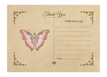 Artstore Vintage Owls Christmas Thank You Note Cards With Brown