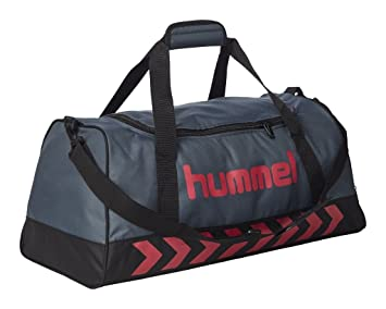 Image Unavailable. Image not available for. Colour  Hummel Authenic Sports  Bag ... acfa7498d1d66