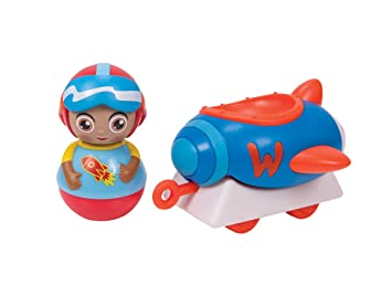 Buy Weebles Wally Rocket Toy Online At Low Prices In India Amazonin