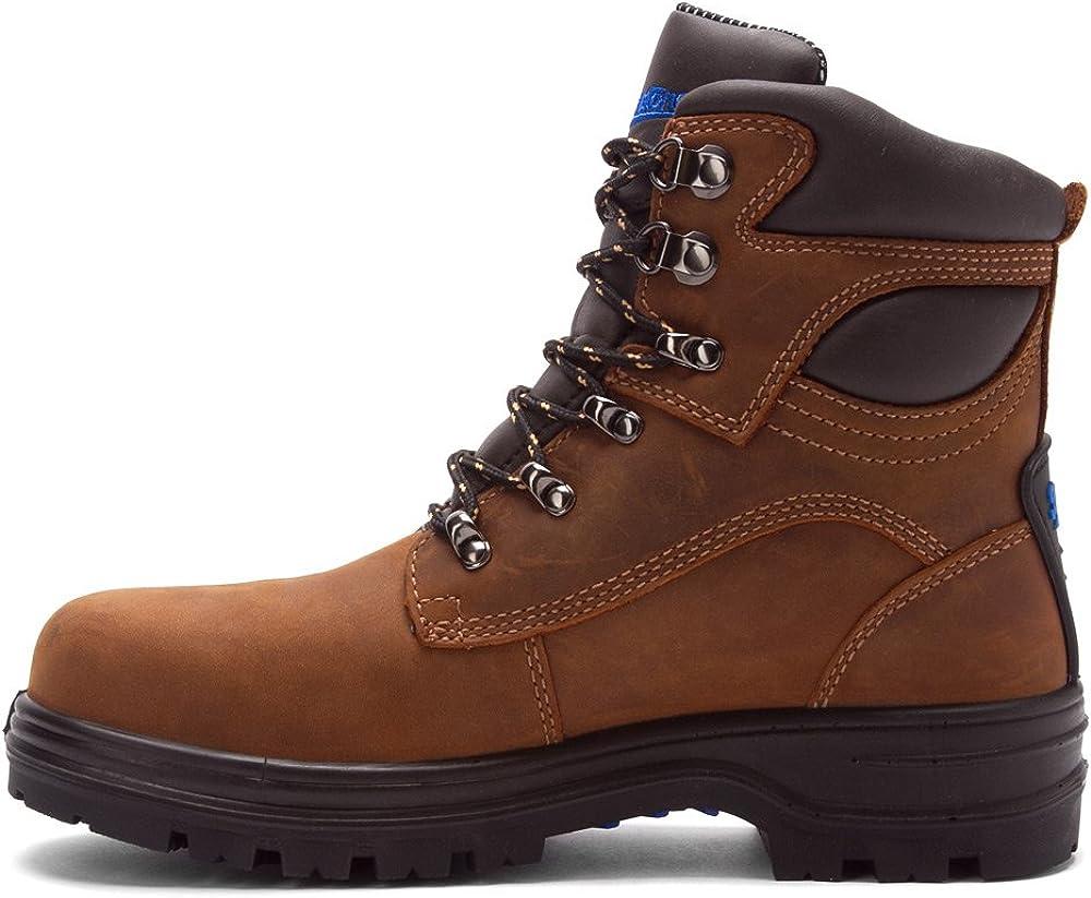 Blundstone 143 Men US 7.5 Brown Work Boot