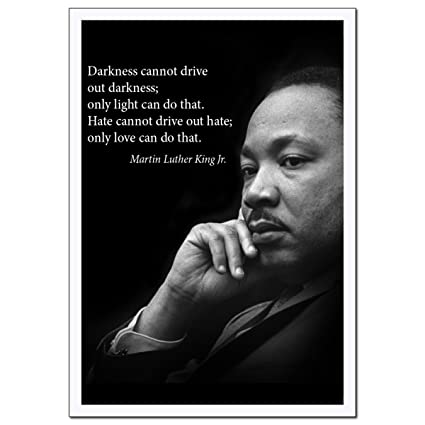 Amazoncom Young N Refined Martin Luther King Jr Poster Famous