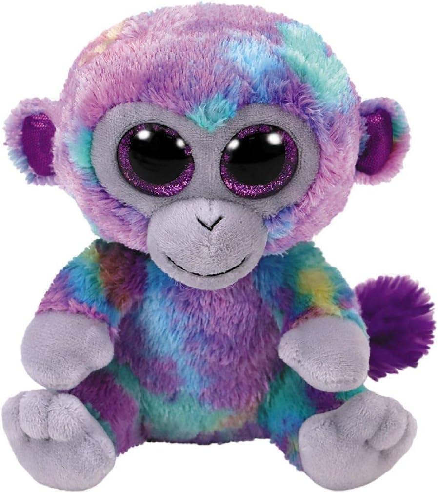 Ty Beanie Buddy Zuri Monkey 24cm: Amazon.nl