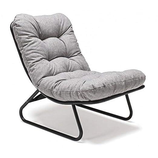 Ikko Gris Claro Silla diseño Acolchado Innovation Living ...