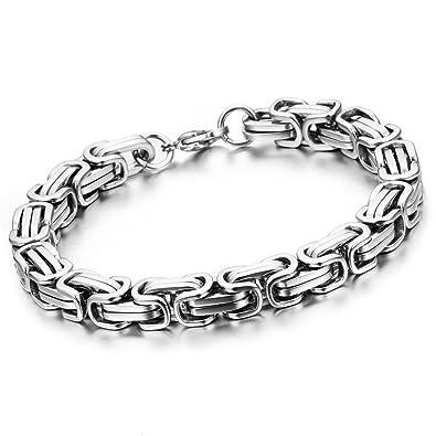 bracelet homme metal rock