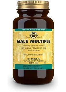 Solgar Male Multiple - 60 Tabletas: Amazon.es: Salud y ...