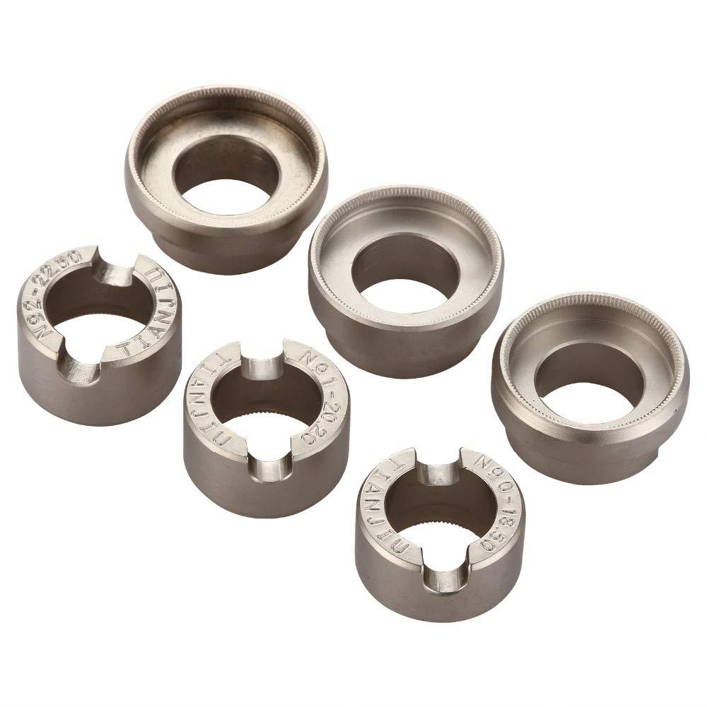 Amazon.com: Tool Parts 7Pcs Case Openers For Rolex/Tudor Watch 18.5-29.5Mm 5537 Watch Case Opener: Home Improvement