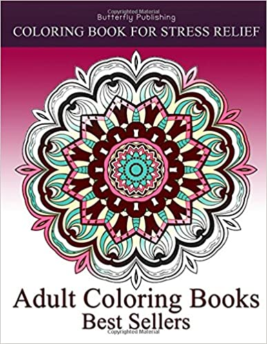 Relaxation Series Coloring Books For Adults Book Grown Ups COLORAMA PDF CHM