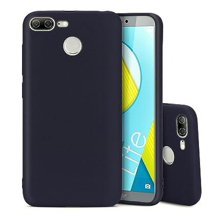 Moevn Funda Huawei Honor 9 Lite, Carcasa Slim Suave Silicona TPU Case para Huawei Honor 9 Lite Cover Case Anti Skid Anti Rasguño Protección Gel ...