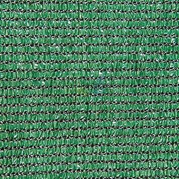 MALLA de SOMBREO OCULTACION verde oscuro para terrazas y jardines (1 x 10 m): Amazon.es: Bricolaje y herramientas