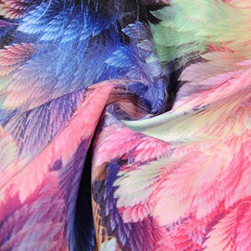 Maniche Donna ITISME Senza Pink Vestito Cocktail 6w6tnISqCp