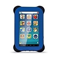 Tablet Kid Pad 7Pol. Android 4.4 Quad Core Azul NB194 Multilaser