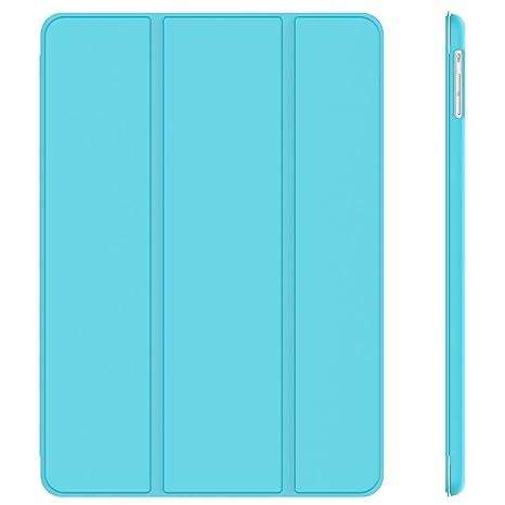 58fedb7ca JETech Funda para iPad Air, Carcasa con Soporte Función, Auto-Sueño/Estela