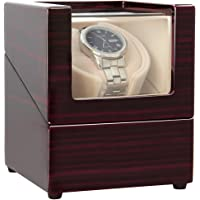 Upgrades CHIYODA Single Watch Winder with Quiet Motor-12 Rotation Modes 44d7bbb044