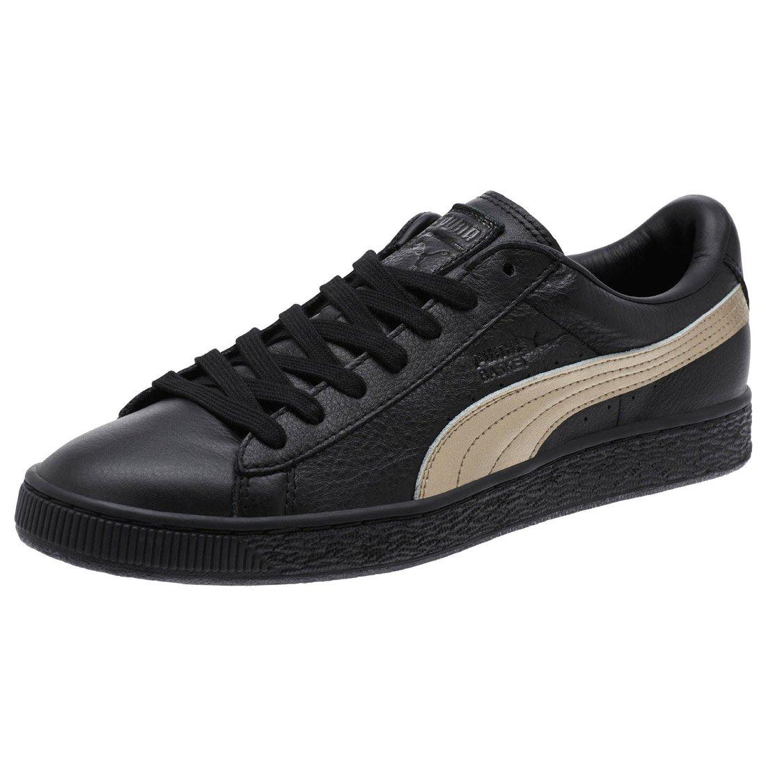 Puma Basket Classic Metallic Sn Sneaker Damen Mauml;dchen Schuhe 363201 01  39 EU|Whisp Whi-Whisp Whi-Cop