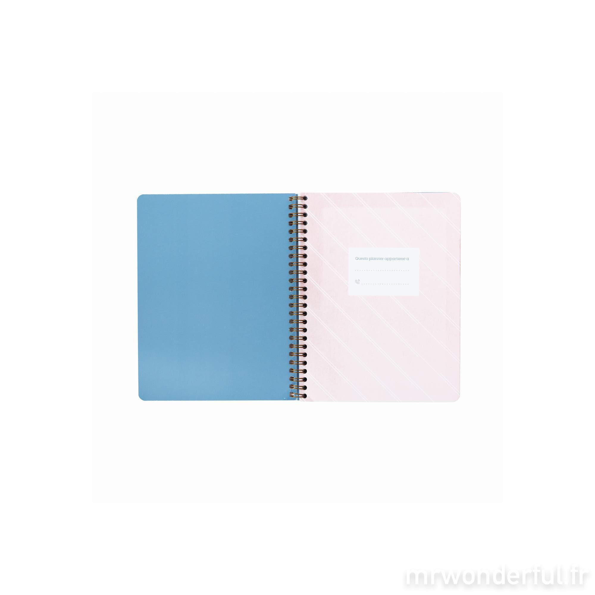 Mr. Wonderful WOA09056IT Weekly Planner Notebook by Mr. Wonderful (Image #2)
