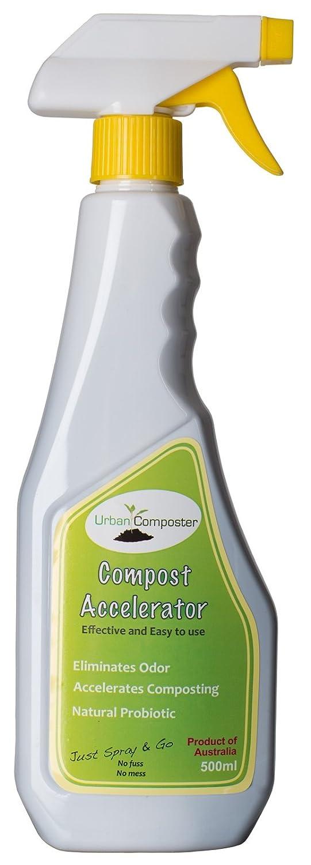 Urban Tacho Kit - compostaje y acelerador del aerosol, Morado ...