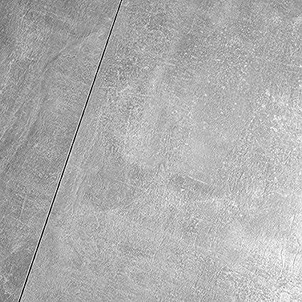 Classen Visiogrande Screed Light 8mm Concrete Laminate Flooring