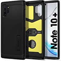 Spigen Samsung Galaxy Note 10 PLUS/Note 10+ 5G Tough Armor cover/case with Extreme Impact Foam - Black