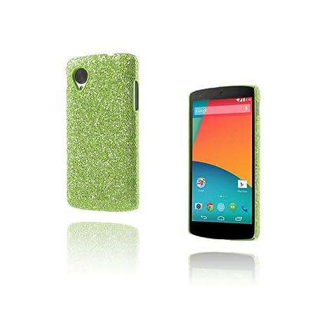 Buyus-Funda con tapa para Google Nexus 5, diseño de ...
