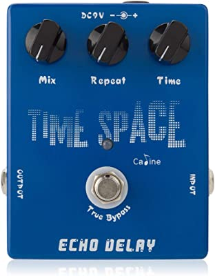 Caline CP-17 Time Space Echo Delay Pedal