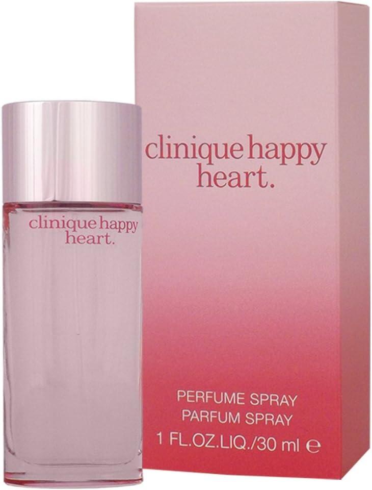 CLINIQUE HAPPY HEART 30ML PERFUME SPRAY
