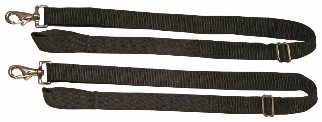 Weatherbeeta P/elastic Leg Strap - 1 Snap Pair Weatherbeeta USA Inc.