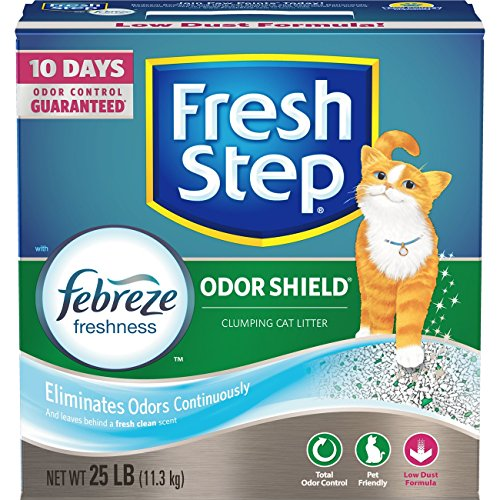 with Clumping Litter design