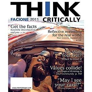 THINK Critically Audiobook