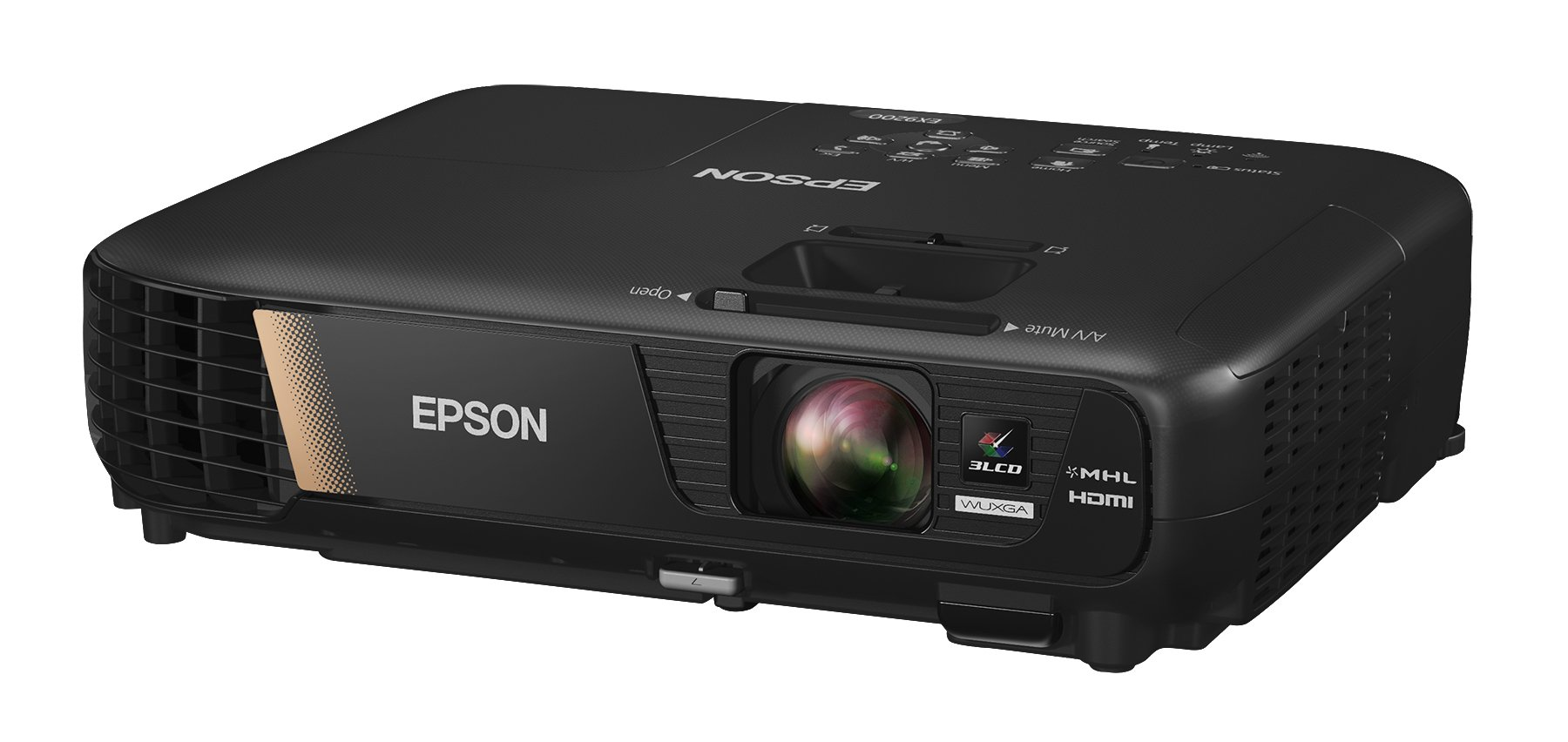 Epson EX9200 Pro WUXGA 3LCD Projector Pro Wireless, Full HD, 3200 Lumens Color Brightness by Epson