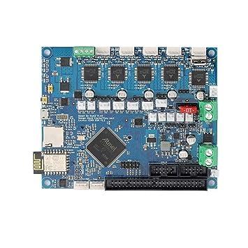 Accesorios componentes La placa del módulo V1.03 dúo Wifi Mejorada ...