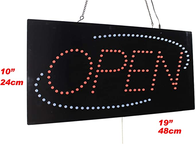Amazon.com: Open sign 19