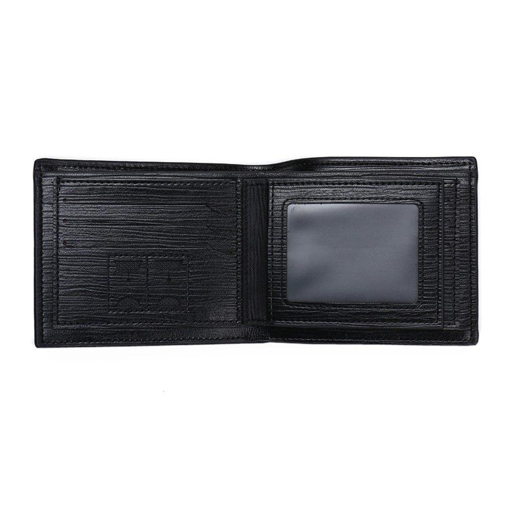 Men Leather Wallet Bifold Wallet Coin Purses Credit Cards Holder Pocket