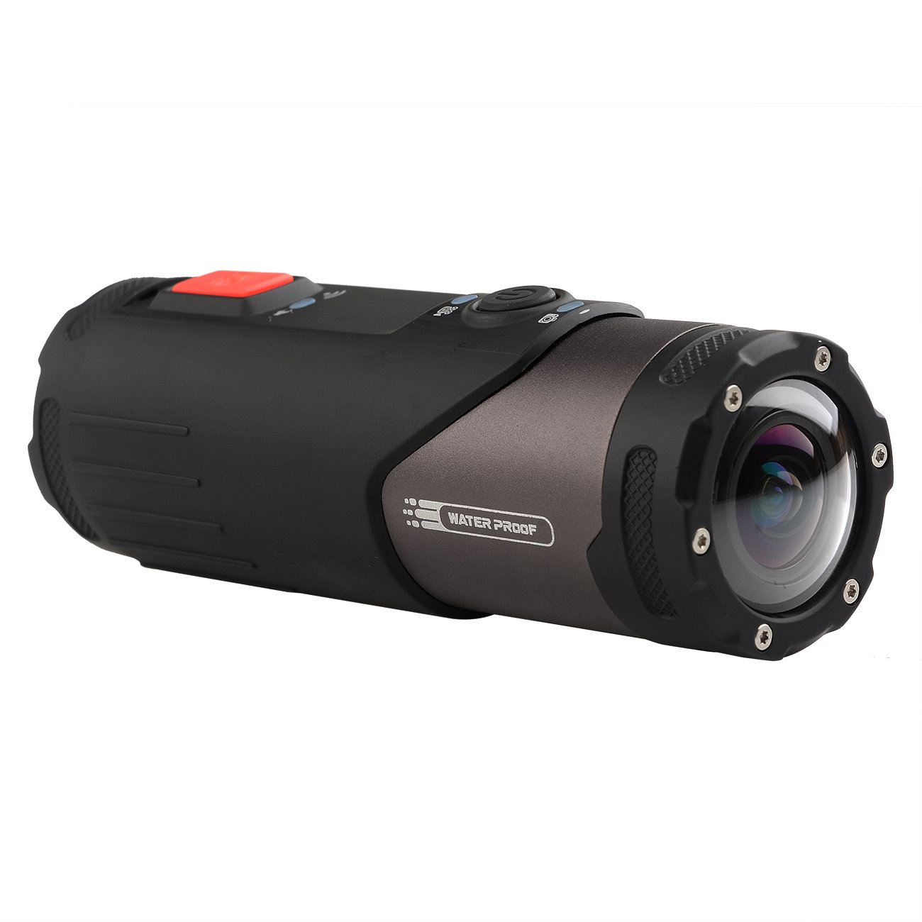 Sports Camera,Powpro ProX PP-S20WS 15m Underwater Action Camera Waterproof DV Camcorder 12MP 170 Degree Wide Angle