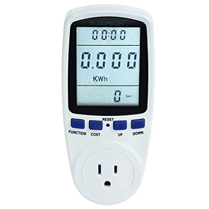 Amazon.com: TS-836A Plug Power Meter Energy Voltage Amps Electricity on