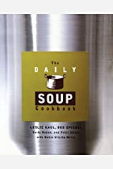 The Daily Soup Cookbook Paperback