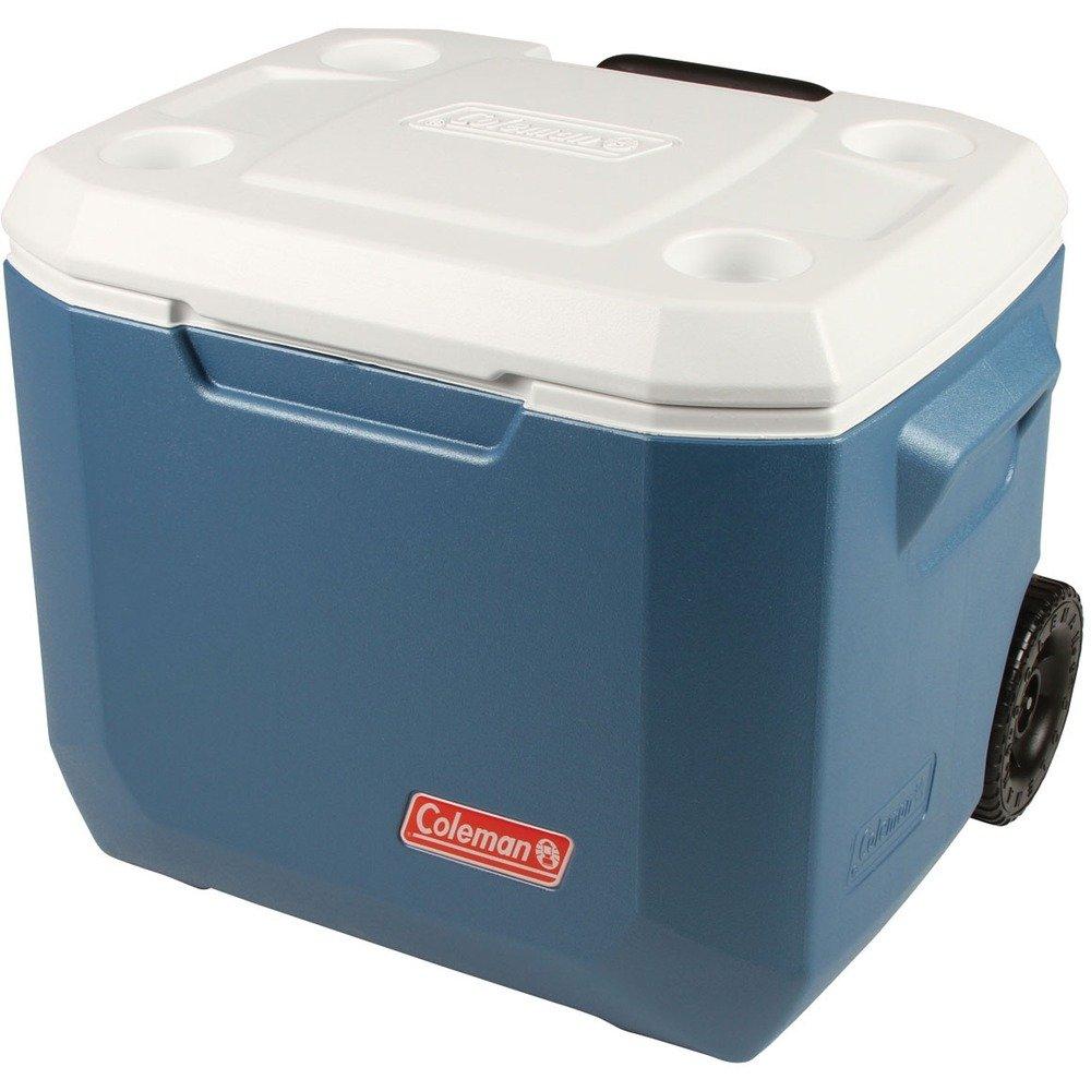 Coleman Kühlbox Xtreme 50QT mit Rädern und 47 Liter Volumen